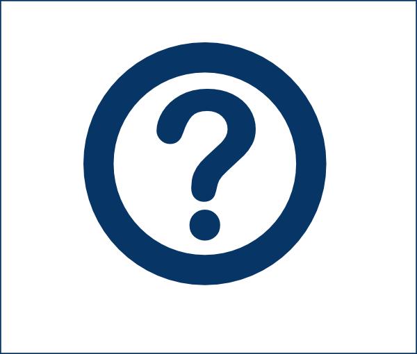 600x510 Blue Question Mark Clip Art