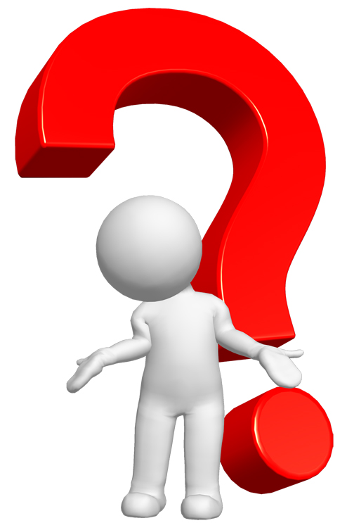 494x743 Free Questions Clipart Pictures