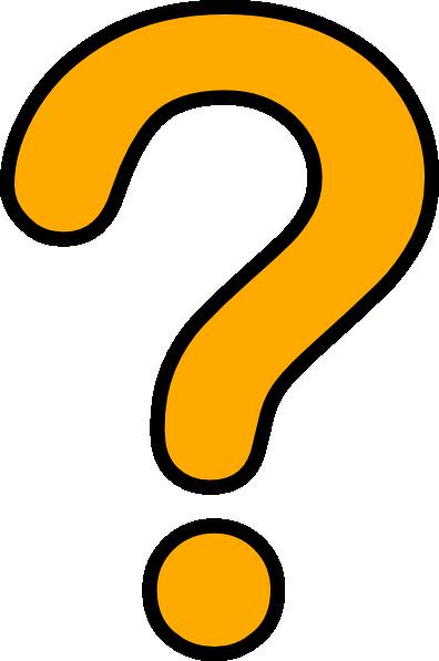 396x597 Question Mark Clip Art