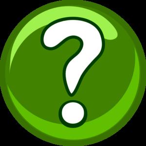 300x300 Question Mark Clip Art Question Image 2