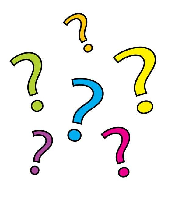 598x650 Top 10 Clip Art Question Mark