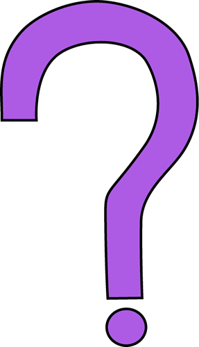 287x500 Question Mark Clip Art Question Mark Image Image