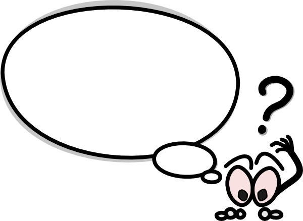 600x438 Question Callout Clip Art Free Vector In Open Office Drawing Svg