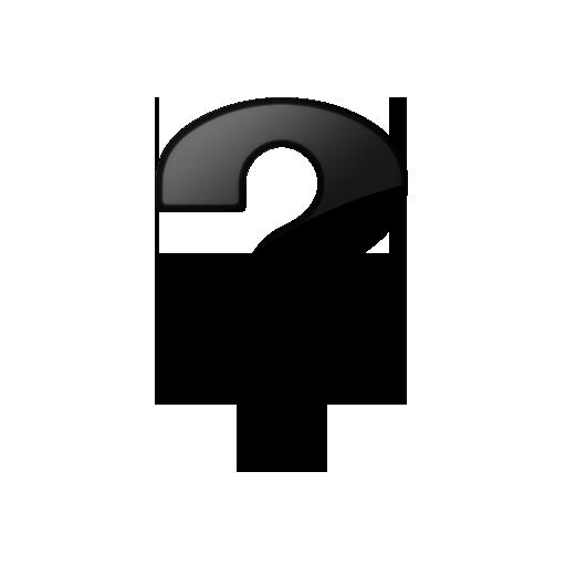 512x512 Question Mark Clipart Simple