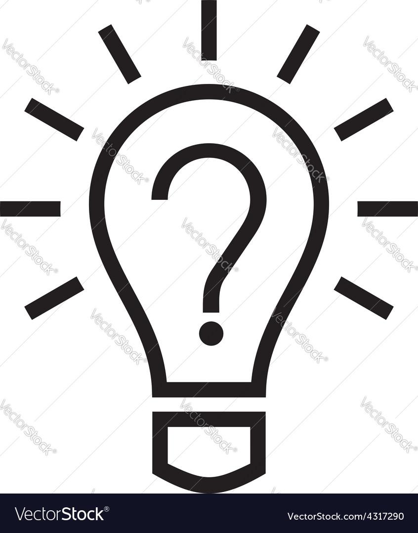 846x1080 Bulb Question Mark Clipart, Explore Pictures
