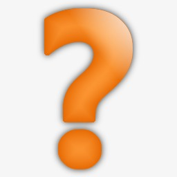256x256 Orange Question Mark, Orange, Question Mark, Question Png Image