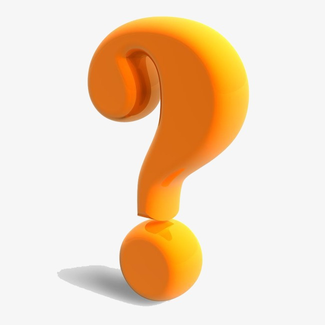 650x650 Orange Question Mark, Question Mark, Orange, Big Question Mark Png