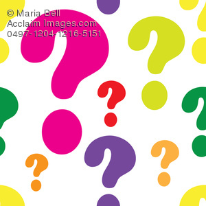 300x300 Colorful Question Marks