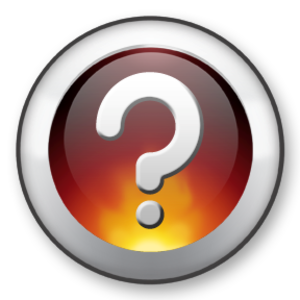 300x300 Hot Question Mark Free Images