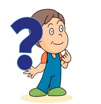 203x210 Any Questions Animation Clipart