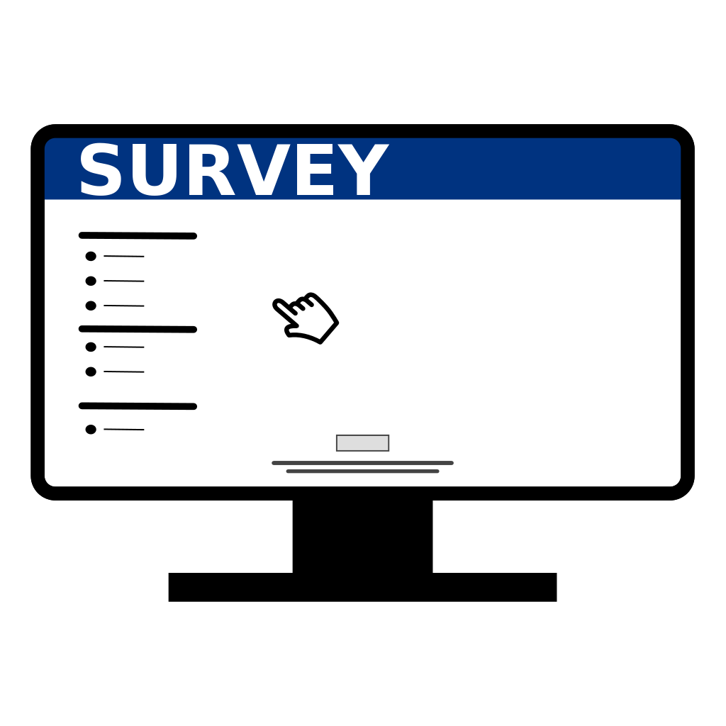 1024x1024 Problem Clipart Questionnaire