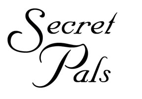 288x201 Secret Pals Clip Art Lettering Samples Clip Art