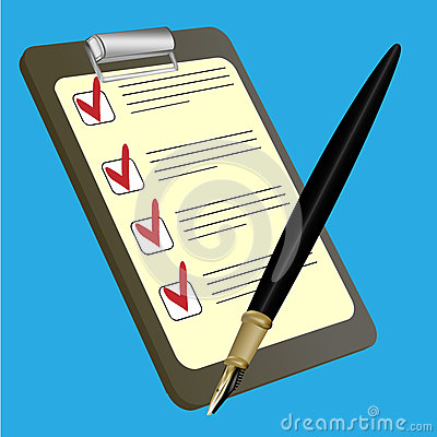 400x400 Clipart Questionnaire