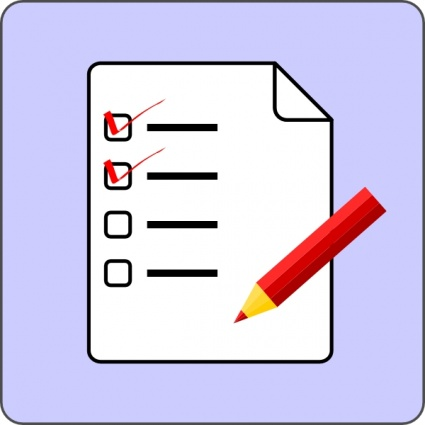425x425 Cod Fsfe Checklist Icon Clip Art Clip Arts, Free Clip Art