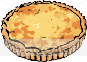300x216 Quiche Clipart French Food Clipart
