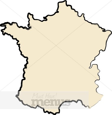 379x388 France Clipart French Food Clipart