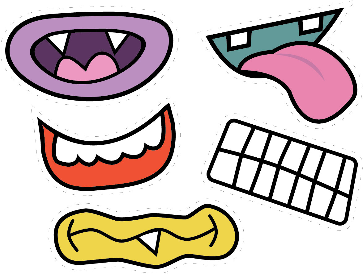 1174x888 Mouth Clip Art Free Clipart Images 3 3