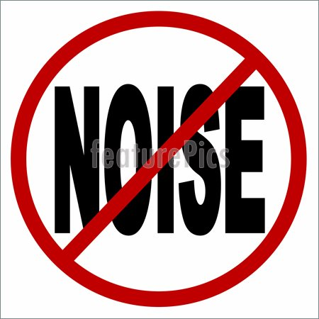 450x450 Noise Clipart Quiet Please