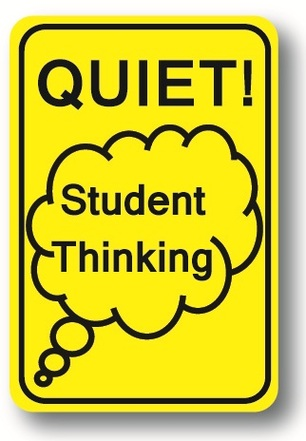 306x441 Quiet Please Student Thinking Space John Gardner Institute Clip