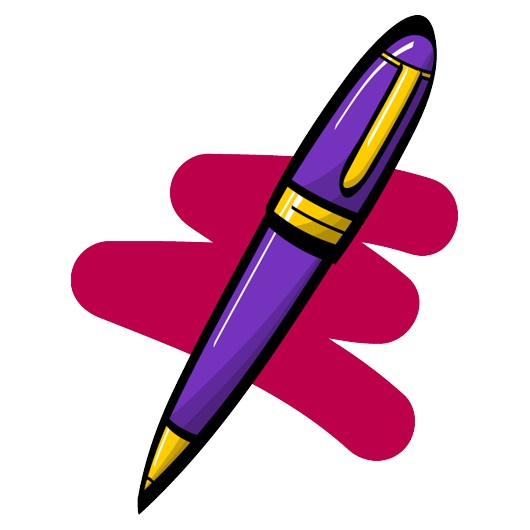 530x530 Top 57 Pen Clip Art