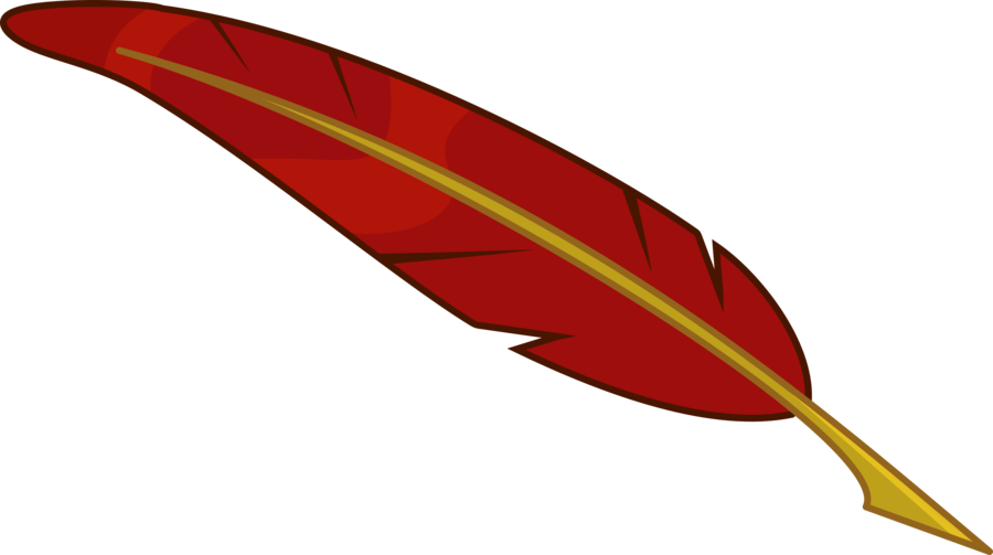 900x503 Quill Clipart