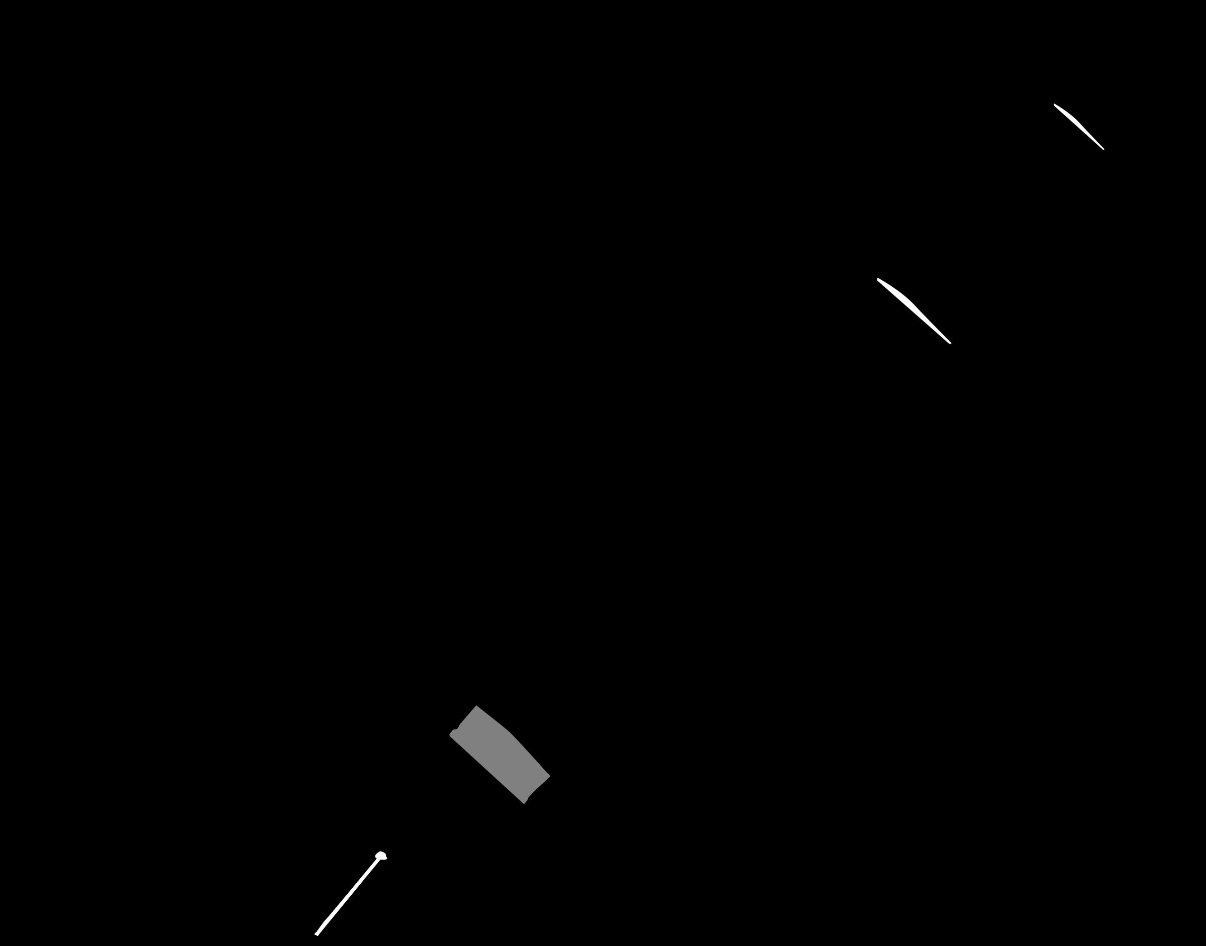 2400x1883 White Quill Clip Art Cliparts