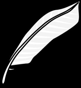 276x298 Writing Quill Clip Art