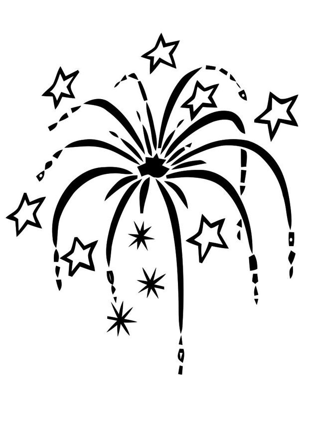 620x875 Firework Drawing Ideas Only On Cool Simple Cliparts