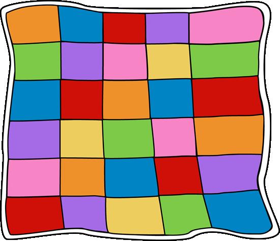 550x474 Quilt Clipart