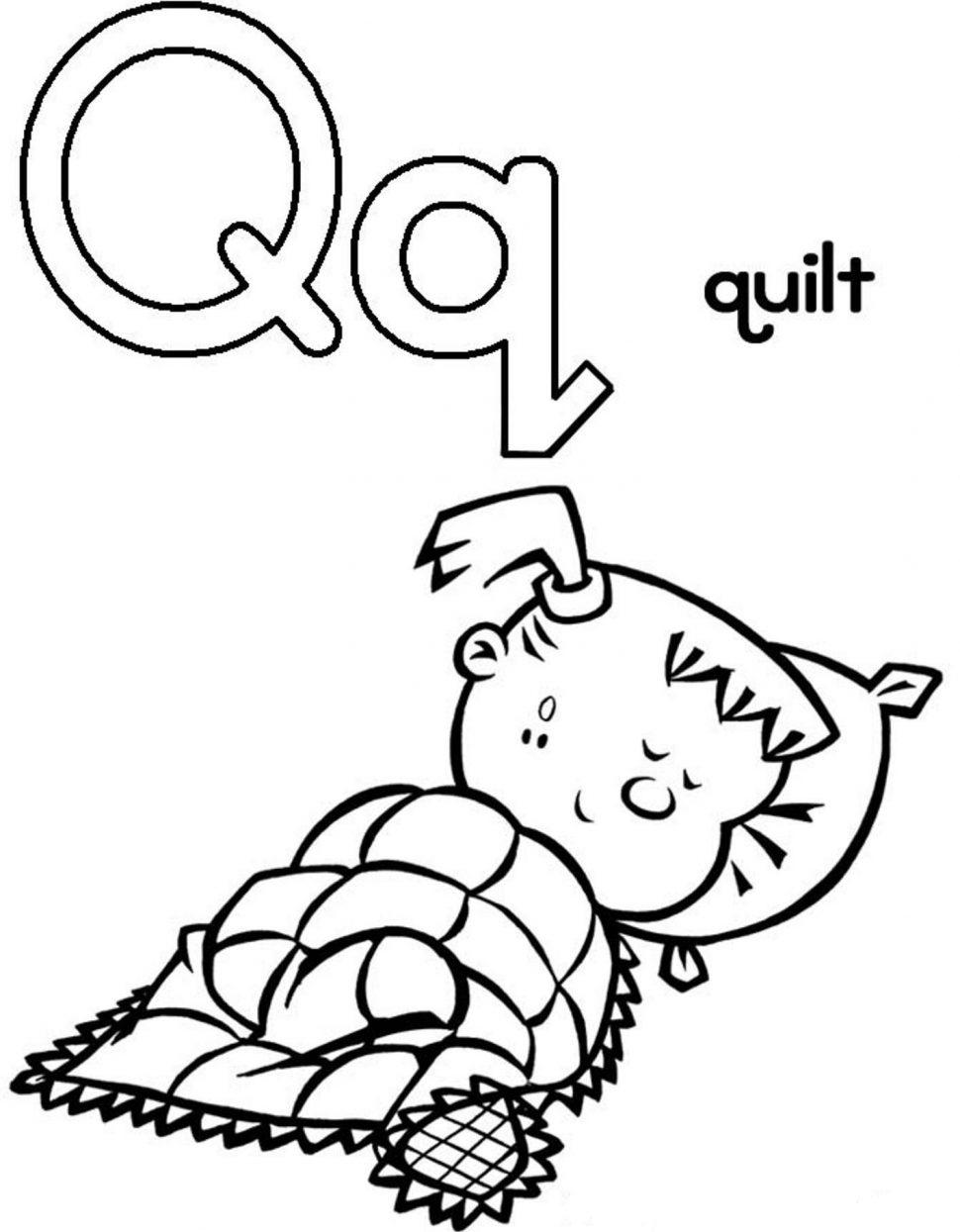 970x1245 coloring pages magnificent quilt coloring pages alphabet quilt