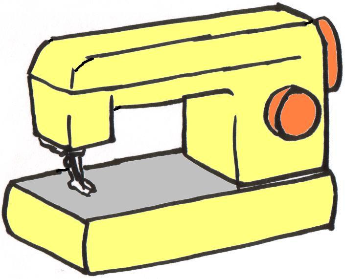 705x571 Quilting Supplies Clip Art Cliparts