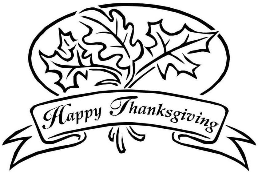 839x562 Printable Thanksgiving Coloring Pages, Thanksgiving Coloring Sheets