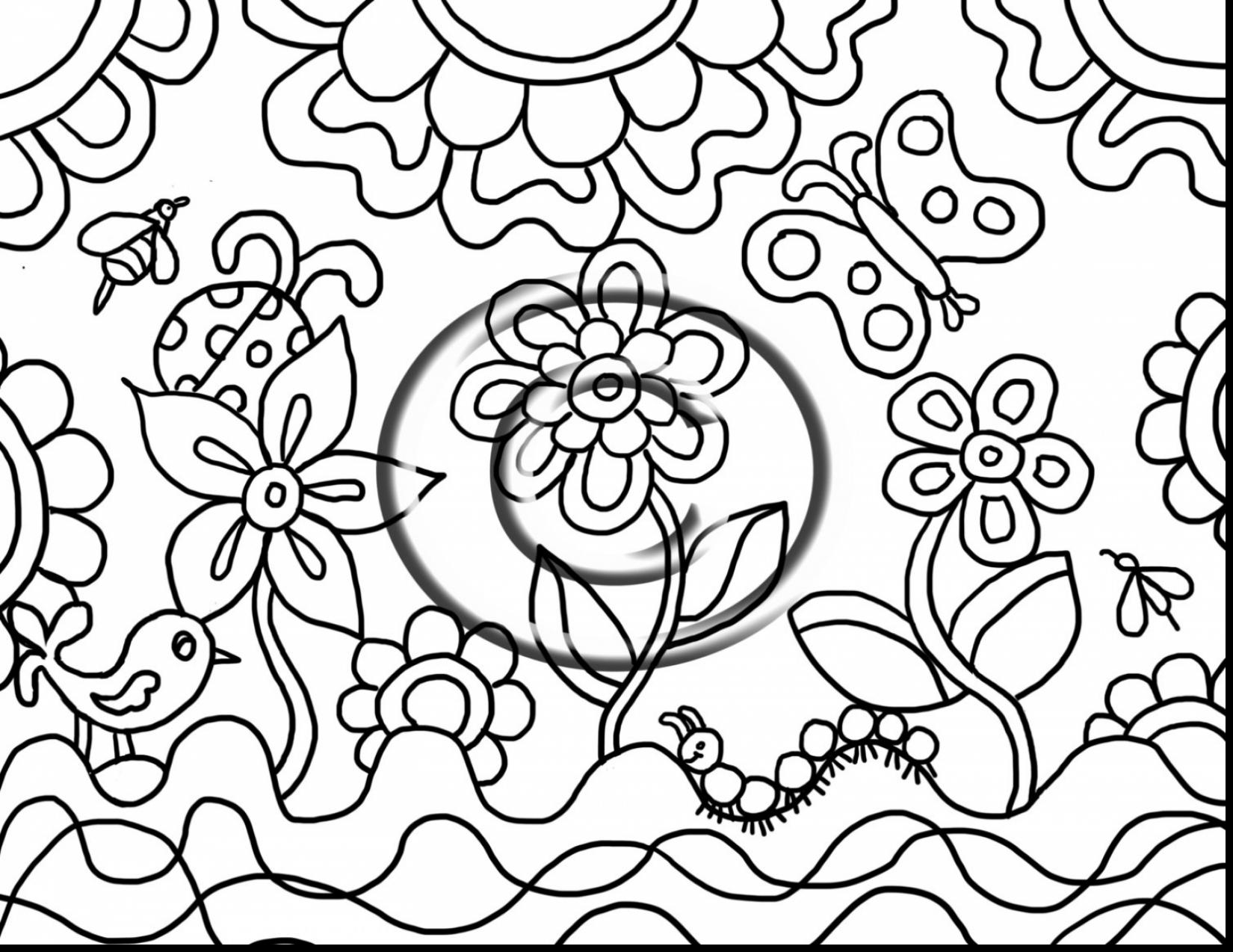 1650x1274 Magnificent Doodle Art Coloring Pages With Doodle Coloring Pages