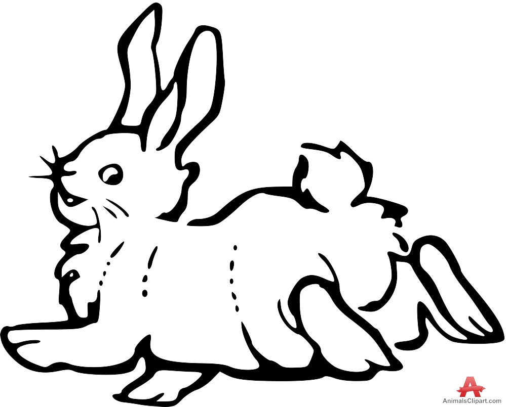 999x805 Animals Clipart Of Rabbit Clipart With The Keywords Rabbit