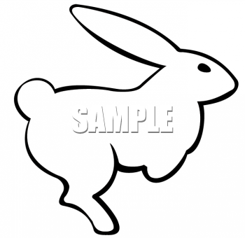 350x340 Rabbit Clip Art Running Clipart Panda