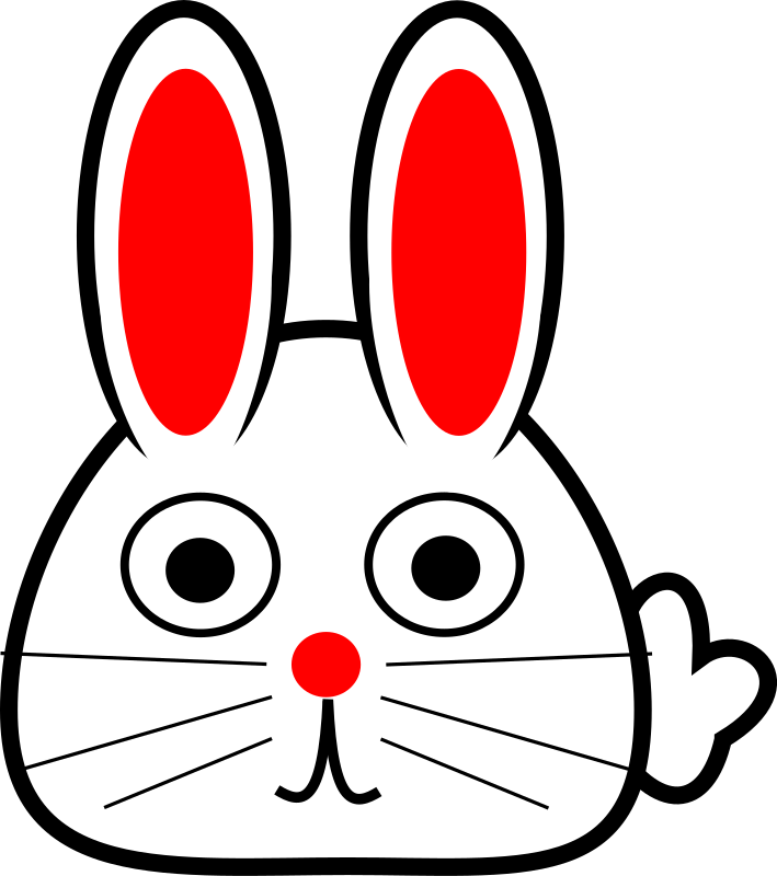 709x800 Rabbit Spring Clipart, Explore Pictures