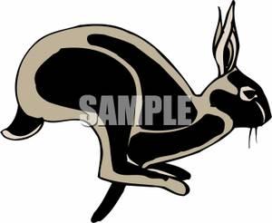 300x246 Running Rabbit