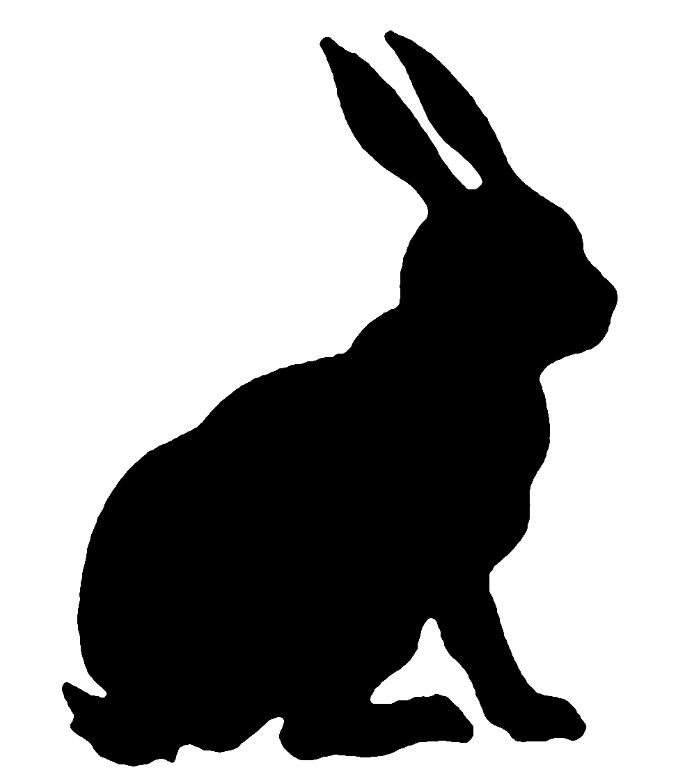 984x1119 Best Photos Of Bunny Rabbit Silhouette Clip Art