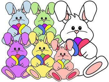 Rabbits Clipart