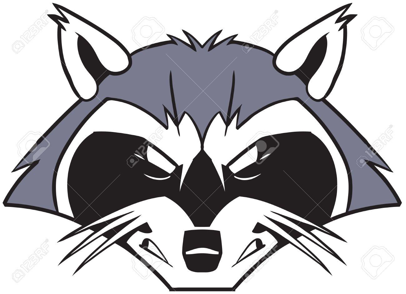 1300x942 Raccoon Clip Art Cliparts