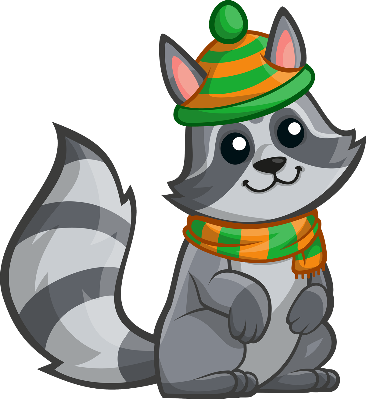 1200x1308 Raccoon Free To Use Clipart 2