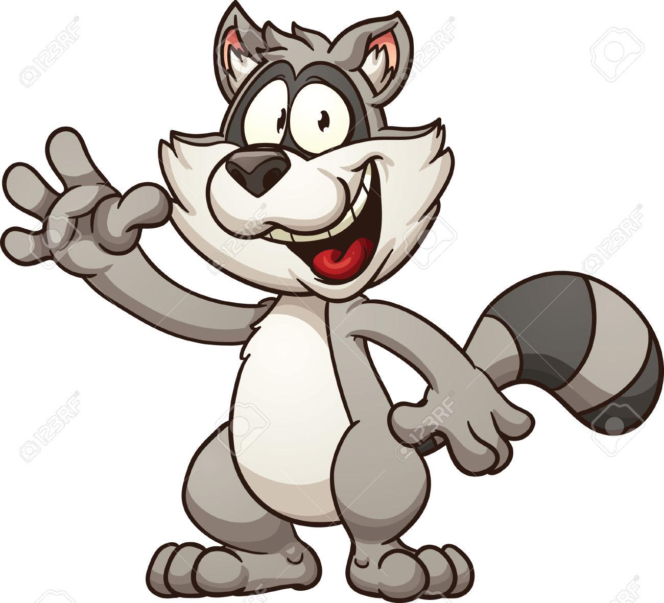 1300x1181 Top 51 Raccoon Clipart