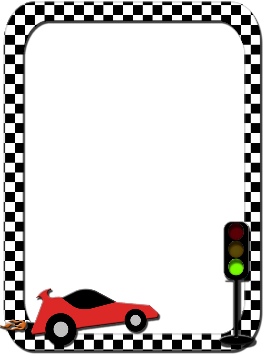 900x1200 Images Of Checkered Flag Wallpaper Border