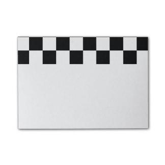 324x324 Race Car Post It Notes Zazzle