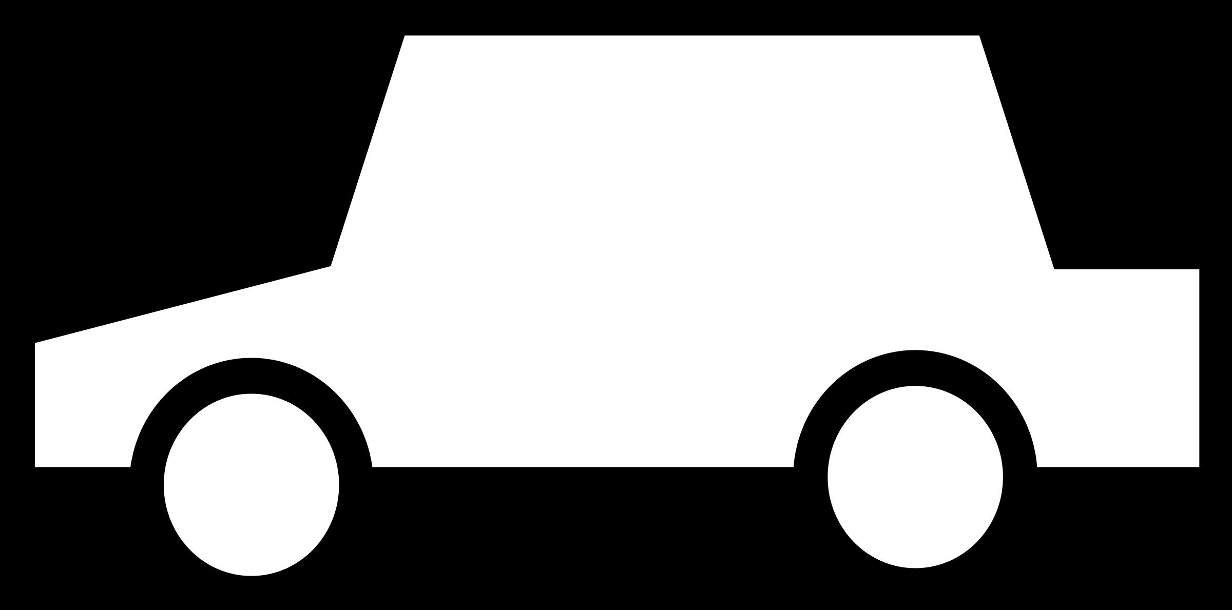 2400x1189 Simple Clipart Race Car