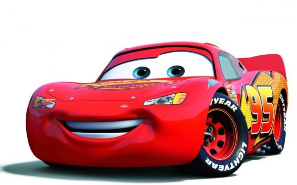 600x375 Race Car Cartoon