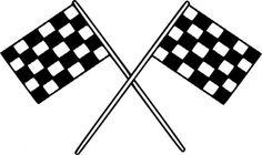 236x140 Sprint Car Clipart, Sprint Car Clip Art, Winged Race Car Graphic