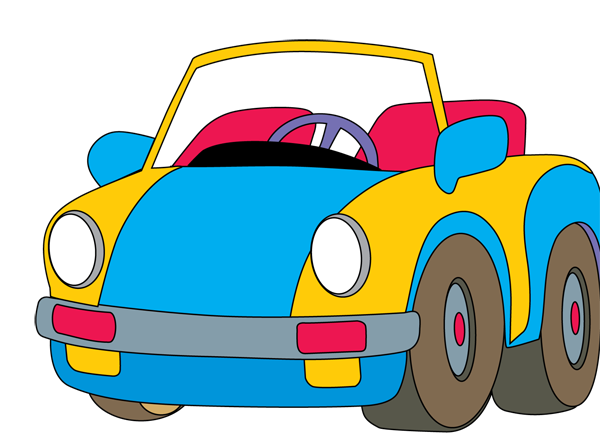 600x435 Blue Car Clipart Matchbox Car