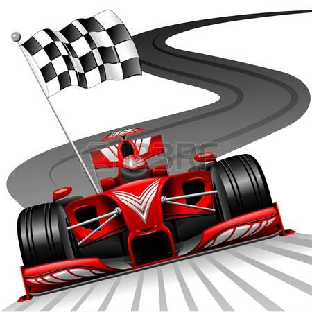 450x450 Way Clipart Race Track Road
