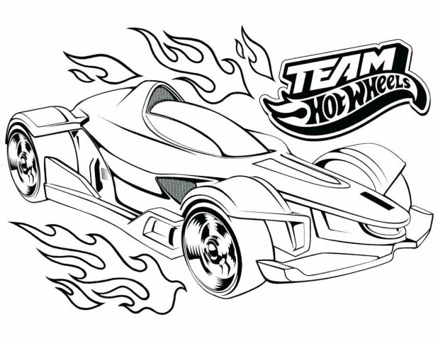 618x478 Coloring Pages Glamorous Page Race Car